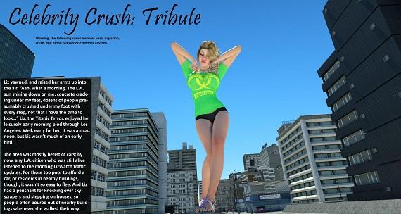 Redfired0g - Celebrity Crush Tribute