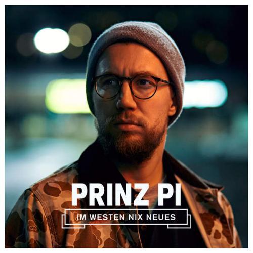Cover: Prinz Pi - Im Westen nix Neues (2016)