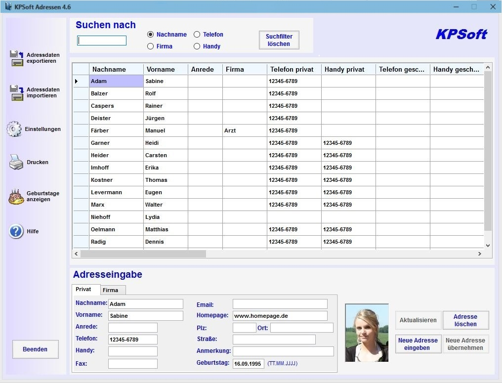 download KPSoft.Adressen.v4.7.German-LAXiTY