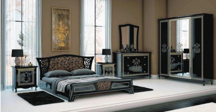 Italienische Schlafzimmer - Temiz Möbel, Italienische Möbel ...