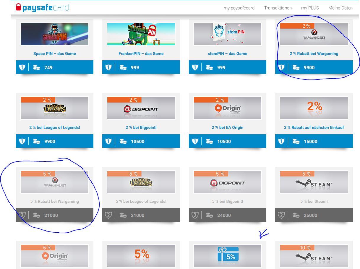 paysafecard im internet kaufen