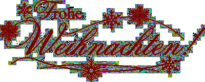 Bildergebnis für Frohe Weihnachten Schrift