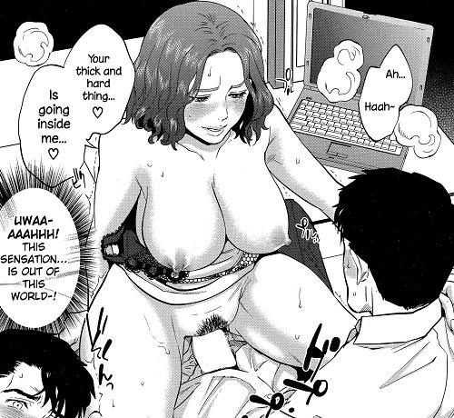 Office Love Scramble c3 (English) - Download Adult Comics