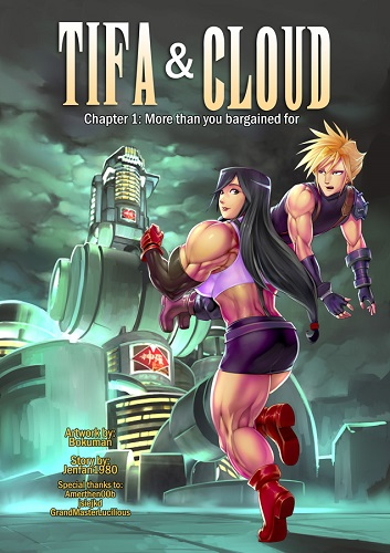 Tifa and Cloud - Part 1-3