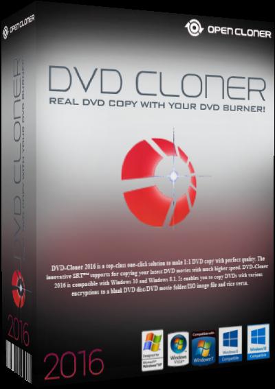 OpenCloner DVD-Cloner 2016 v13.10.1412 Multilanguage