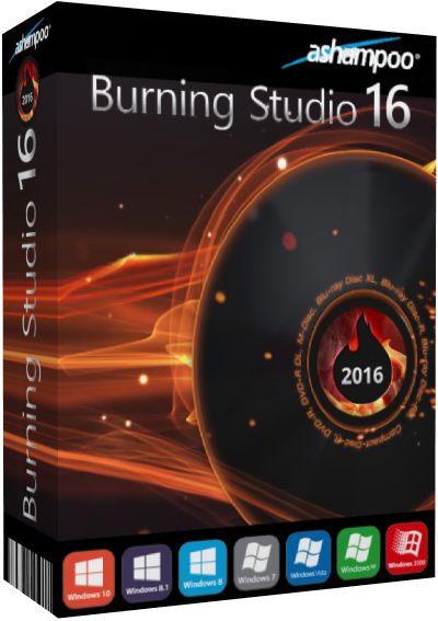 Ashampoo Burning Studio v16.0.4.4 + Portable