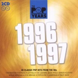 The Pop Years - 1996-1997 (2CD) (2009) (FLAC)