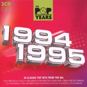 The Pop Years - 1994-1995 (2CD) (2009) (FLAC)