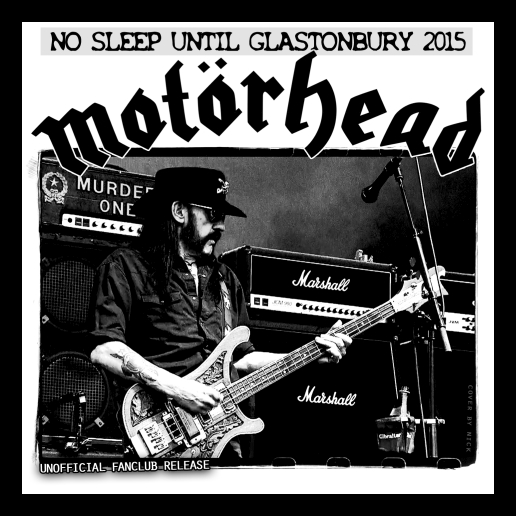 MOTÖRHEAD - No Sleep Until Glastonbury (2015) - Guitars101