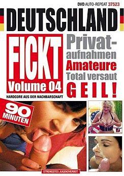 Deutschland Fickt 4 Cover