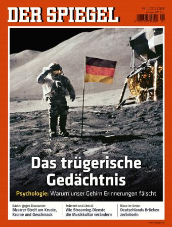 Der spiegel magazin jahresthema 2016 for Magazin der spiegel