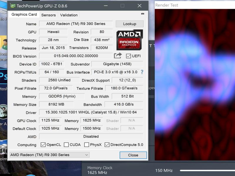 gigabyte gpu overclock program