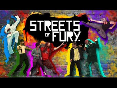 Streets of Fury EX – TiNYiSO