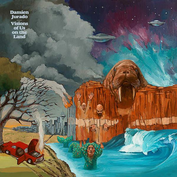 Damien Jurado - Visions Of Us On The Land (2016)