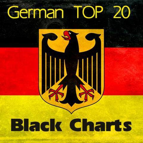 German Top - 20 Black Jahrescharts 2015