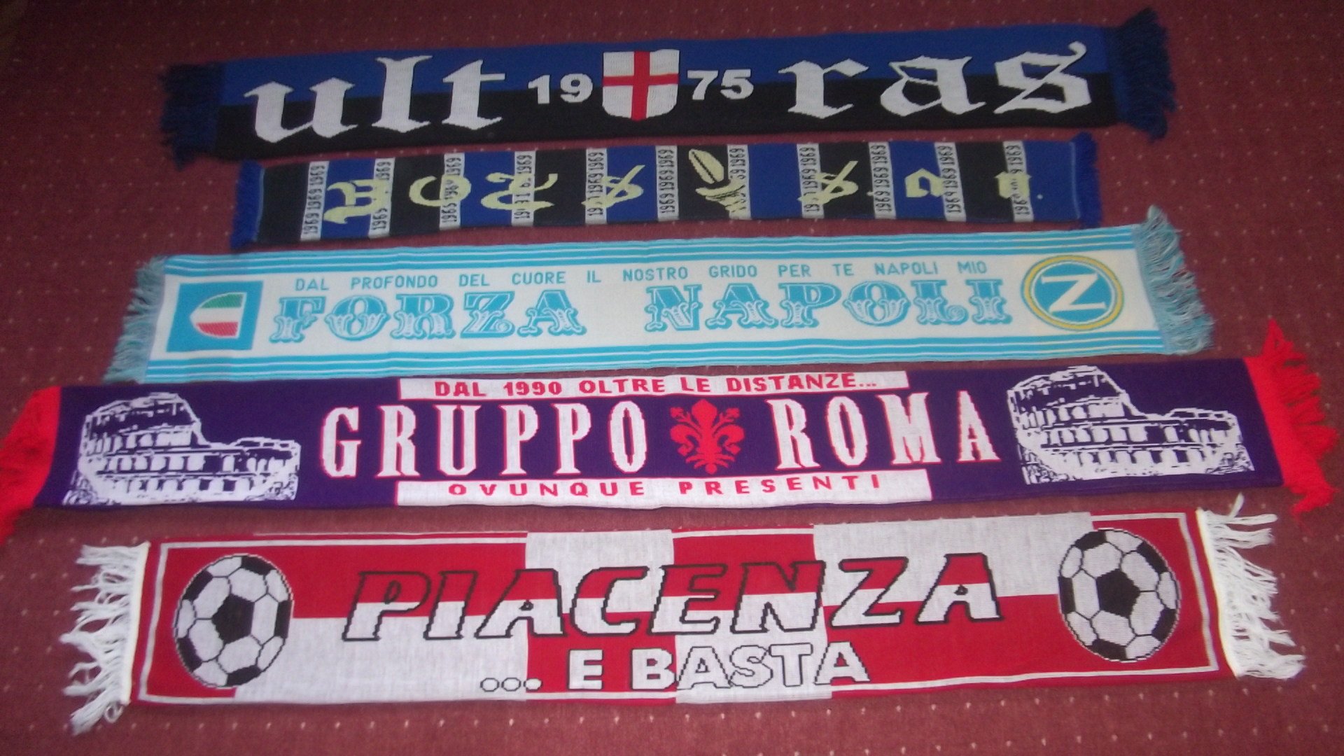 Ultras tifo forum ultra scarves for sell for Irriducibili shop