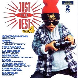 Just the Best - Vol. 4 (2CD) (1995)