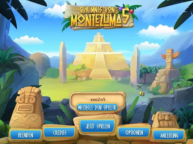 Geheimnis von Montezuma 5 [DE]