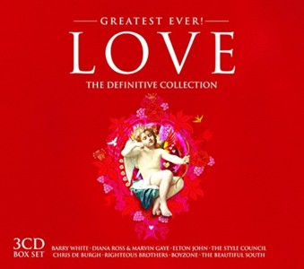 Greatest Ever! - Love (The Definitive Collection) (3CD) (FLAC)