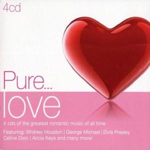 Pure... Love (4CD) (2011) (FLAC)