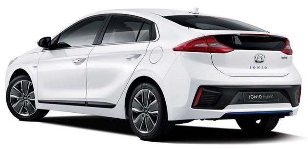 Yeni Hyundai Ioniq Göründü Hyundai Mazda Club Tr