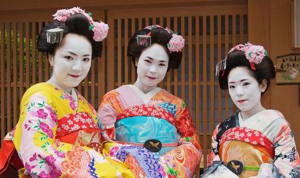 Die Geisha Qg7kish5