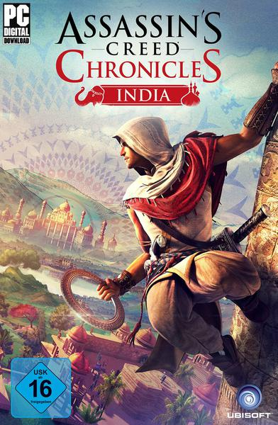 Assassins Creed Chronicles India – CODEX