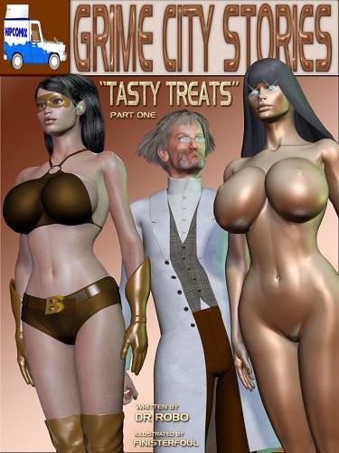 Grime City Stories - Tasty Treats 1-9