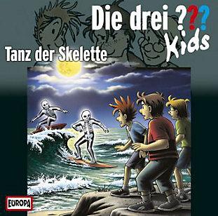 Die Drei Fragezeichen Kids-F48 Tanz Der Skelette