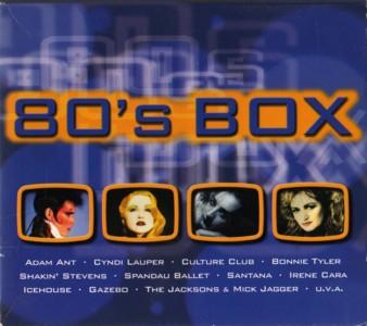 80's Box (3CD) (2001)