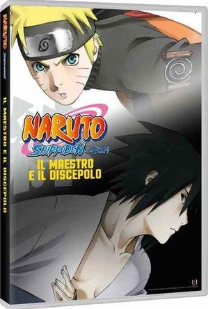 Naruto il film Il Maestro E Il Discepolo (2015) DVD9 Copia 1-1 ITA GIA SUBS