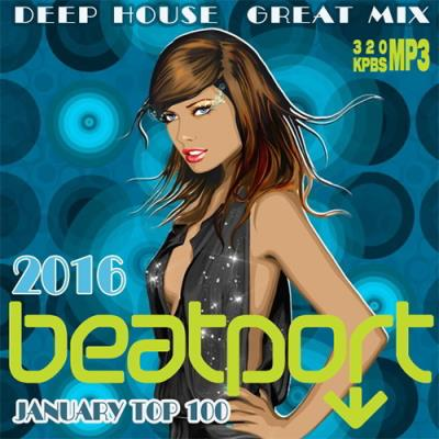 Beatport Deep House Great Mix (2016)