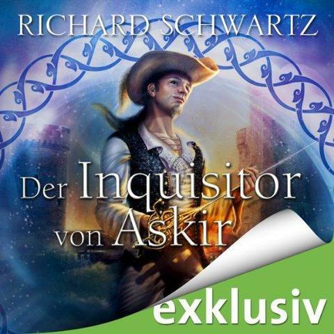 Richard Schwartz Die Goetterkriege 10 5 - Der Inquisitor von Askir