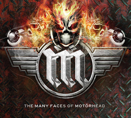 dnc5bufd - The Many Faces Of Motorhead - (2015)
