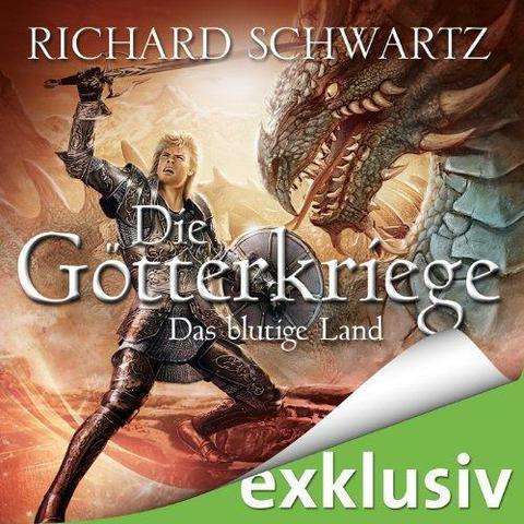 Richard Schwartz Die Goetterkriege 9 - Das blutige Land