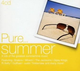 Pure... Summer (4CD) (2011)