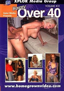 Horny Over 40 #31 Cover
