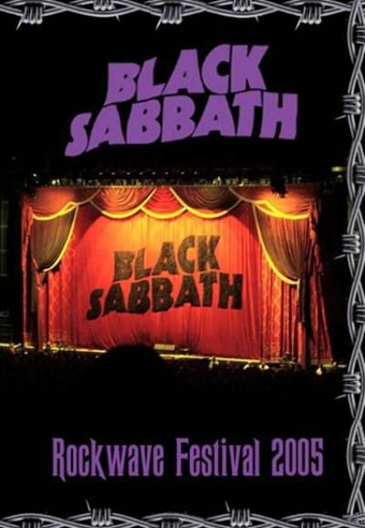 Black Sabbath - Live at Rockwave Festival, Greece (2005) 5kccsnic