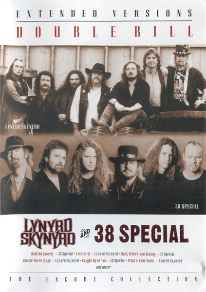 Lynyrd Skynyrd & 38 Special - Double Bill (2002) 5vwyapqs