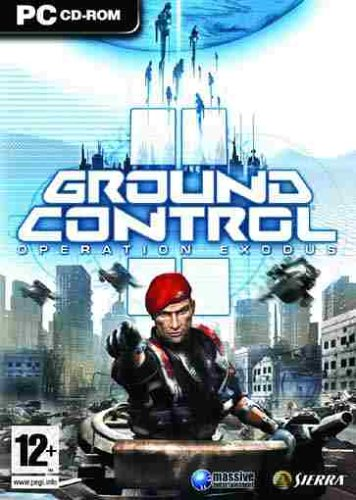 Ground Control II Deutsche  Texte, Untertitel, Menüs, Videos, Stimmen / Sprachausgabe Cover