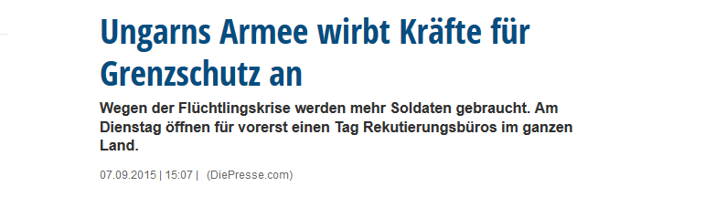 http://diepresse.com/home/politik/aussenpolitik/4815304/Ungarns-Armee-wirbt-Kraefte-fur-Grenzschutz-an-