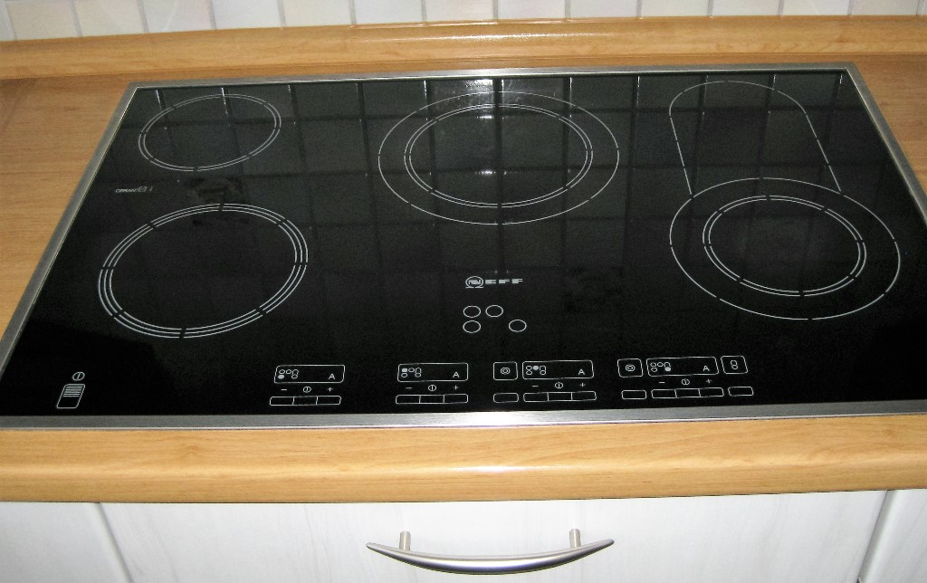 neff cerankochfeld ett 785 kochfeld 80cm ceranfeld ebay. Black Bedroom Furniture Sets. Home Design Ideas