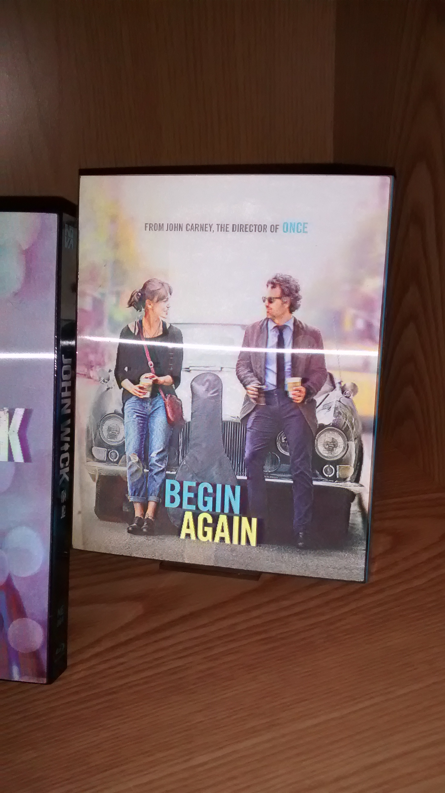 Begin Again Novamedia Lenti