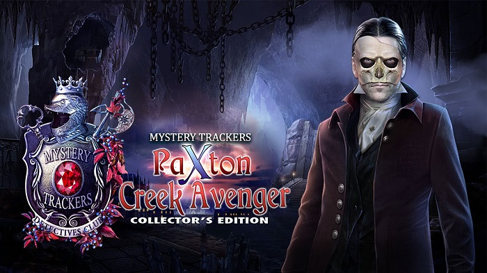 download Mystery Trackers - Paxton Creek Avenger - Collectors Edition
