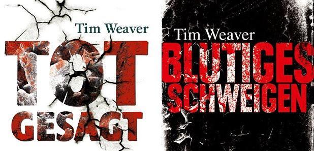 Tim Weaver - Totgesagt 1 - Blutiges Schweigen 2