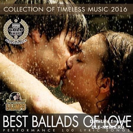 Best Ballads Of Love (2016)