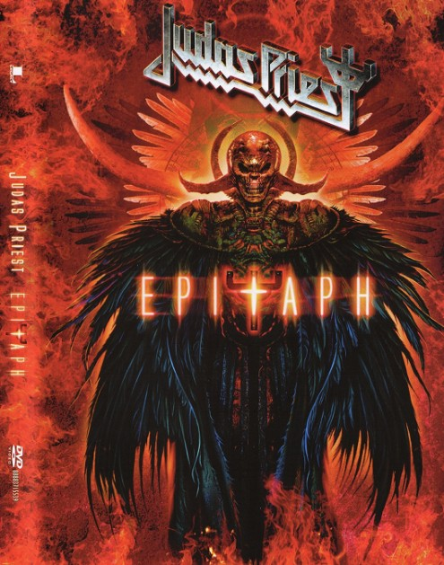 Judas Priest - Epitaph (2013) DVD9