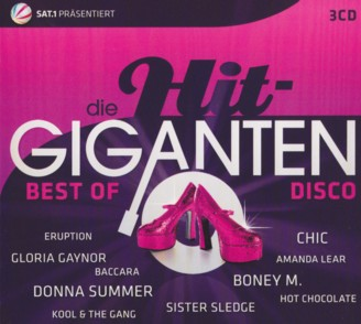 Die Hit-Giganten - Best of Disco (3CD) (2013) (FLAC)