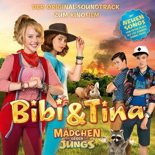 Bibi & Tina - Soundtrack zum 3. Kinofilm - Mädchen gegen Jungs (2016)