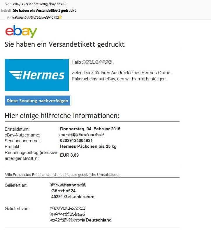 phishing mit realdaten hermes api gehackt ebay allgemein ratgeber und diskussionen zu. Black Bedroom Furniture Sets. Home Design Ideas